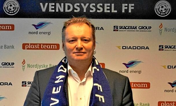 Ole Nielsen ny sportsdirektør i Vendsyssel