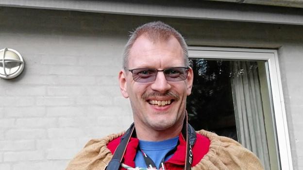 Alex Dahl Jensen, der har været med alle 34 gange. Privatfoto
