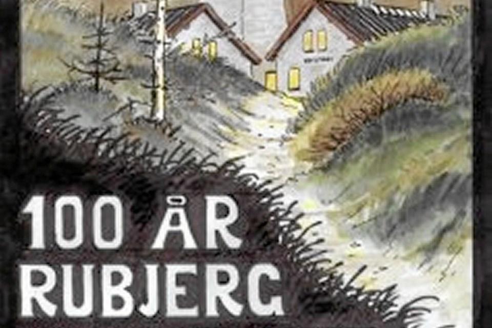 Sidst der var lys i toppen af Rubjerg Knude Fyr var til den store 100 års fødselsdagsfest, som blev fejret af tusindvis, der vandrede fra Mårup Kirke til Fyret, hvor der var talere, Hjemmeværnsorkester, og Civilforsvaret havde kørt de store suppekanoner i stilling. Foto: Illustration af VHM Illustration af VHM