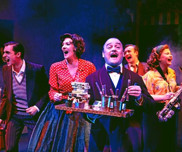 Den gamle musical er fyldt med romantik og sværmeri.