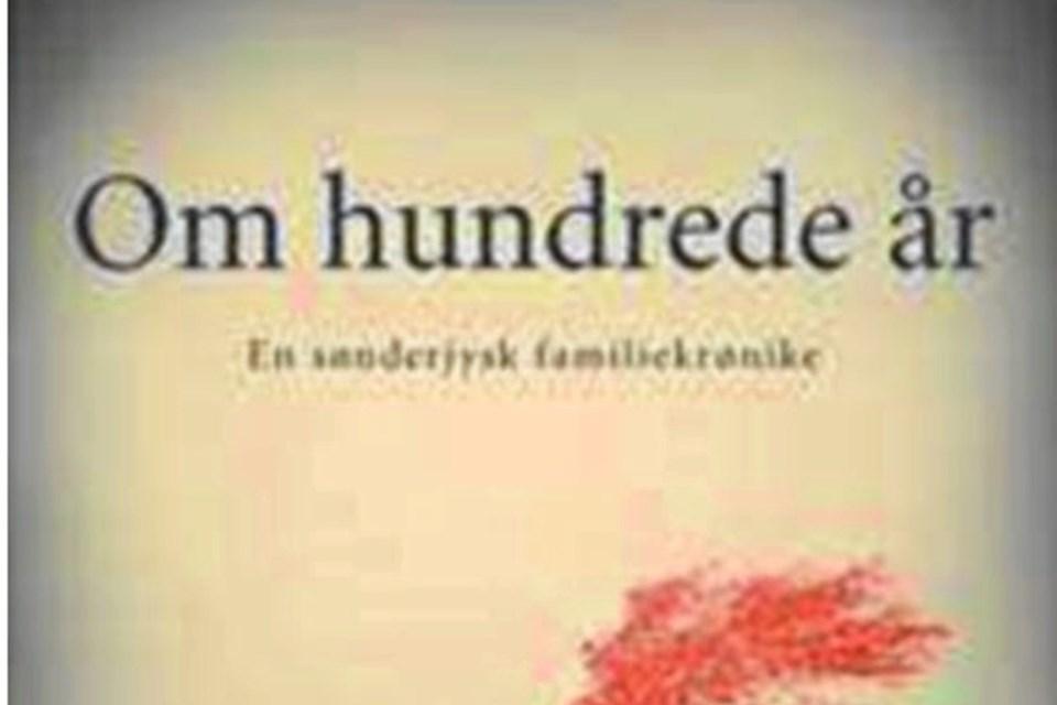 """""""Om hundrede år"""" er titlen på Anna Elisabeth Jessens romandebut. Foto: Rosinante. Marianne Dyhrberg Cornett"""