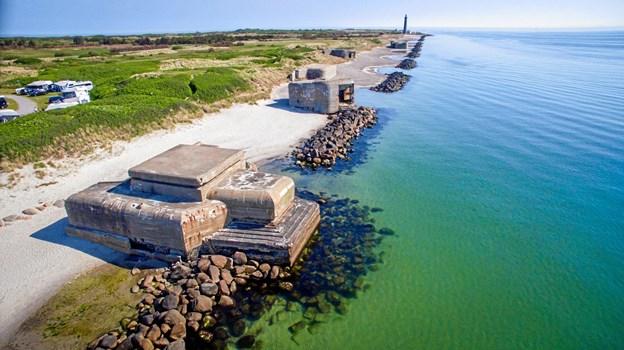 Tre år har en række nordjyske museer arbejdet med Atlantvolden i Nordjylland.