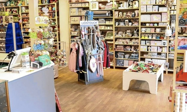 Børn kan fra slutningen af næste uge gå på opdagelse i et helt nyt univers i Shoppen. PR-foto