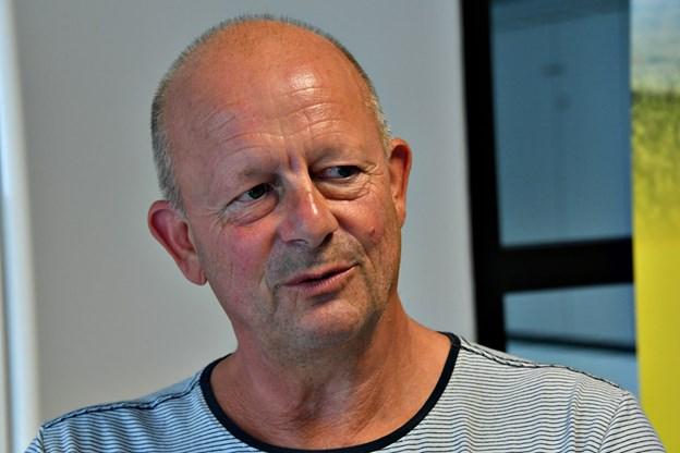 Jens Sørensen, Familiestøtten. Arkivfoto: Kurt Bering Kurt Bering