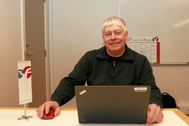 Lindy Mortensen – fortsætter som 1. næstformand i 3F Midtfjord. Foto: Martin Glerup