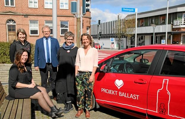 Projekt Ballast er nu også i Jammerbugt kommune. Foto: Flemming Dahl Jensen