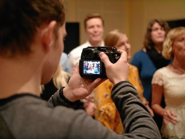 Markus og Gustav startede mini-reklamebureau i Hjørring: Nu kan de forvente 45,5 millioner seere på TV2
