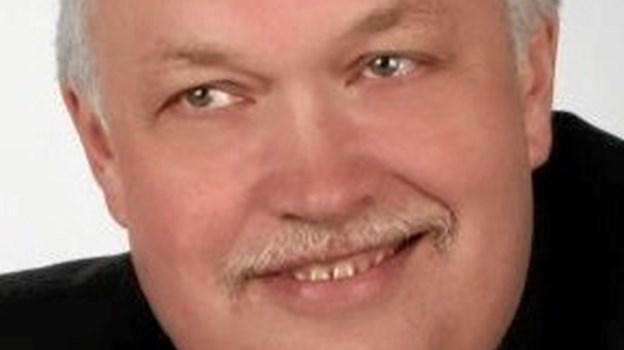 Kjeld Westergaard fylder 60 år.Privatfoto