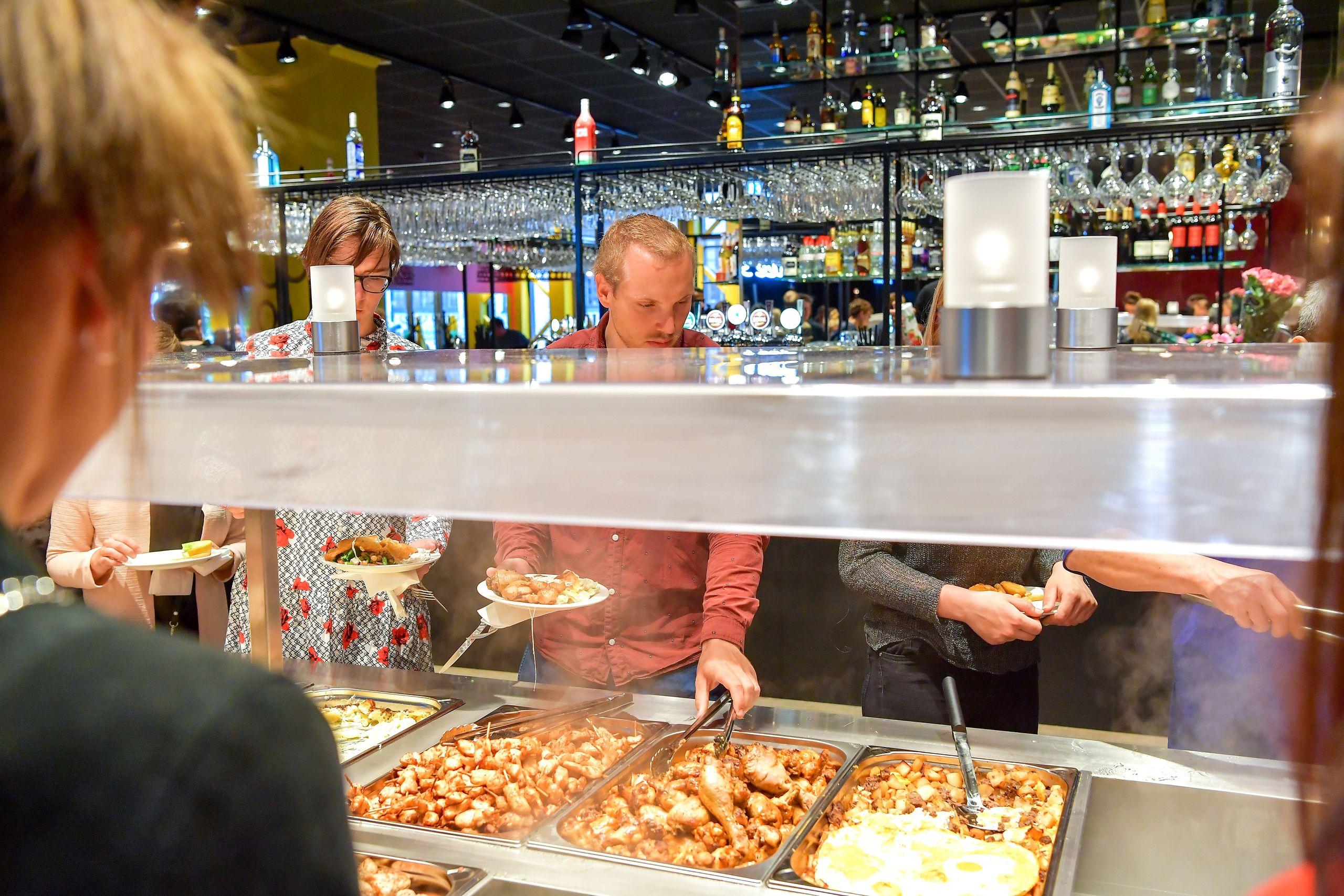 billige restauranter i aalborg