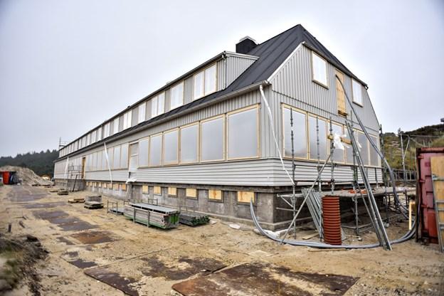 Når Svinkløv Badehotel og Sanden Bjerggaard atter åbner som hoteller bliver der plads til endnu flere gæster. Arkivfoto. Claus Søndberg