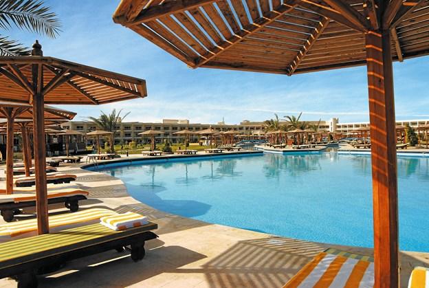 Til oktober åbner Bravo Tours for en direkte forbindelse fra Aalborg til Hurghada i Egypten. pr.-foto