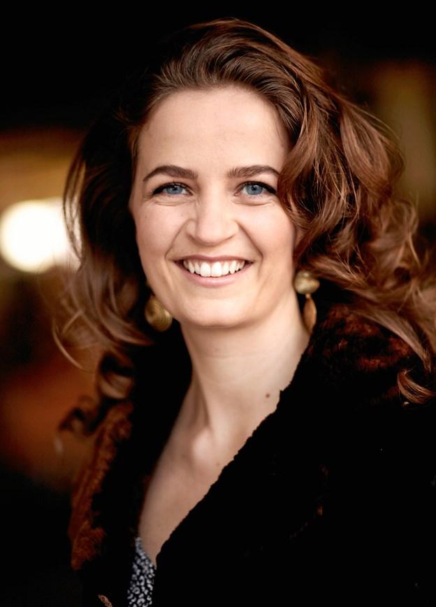 Sopran Charlotte Hjørringgaard medvirker i støttearrangementet fredag aften.