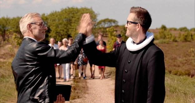 Himmelske Dage på Heden i Herning bliver en folkefest, hvor kirken flytter ud på gaden og indtager bybilledet i Herning i Kristi Himmelfartsferien.Foto: Himmelske dage