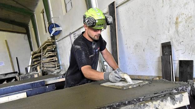 Leth Beton i Bedsted er for fjerde gang mellem Thys Gazelle-virksomheder. I 2008, 2012, 2017 og nu i 2018 har Leth Betons fremgang giver plads på Gazellelisten. Arkivfoto