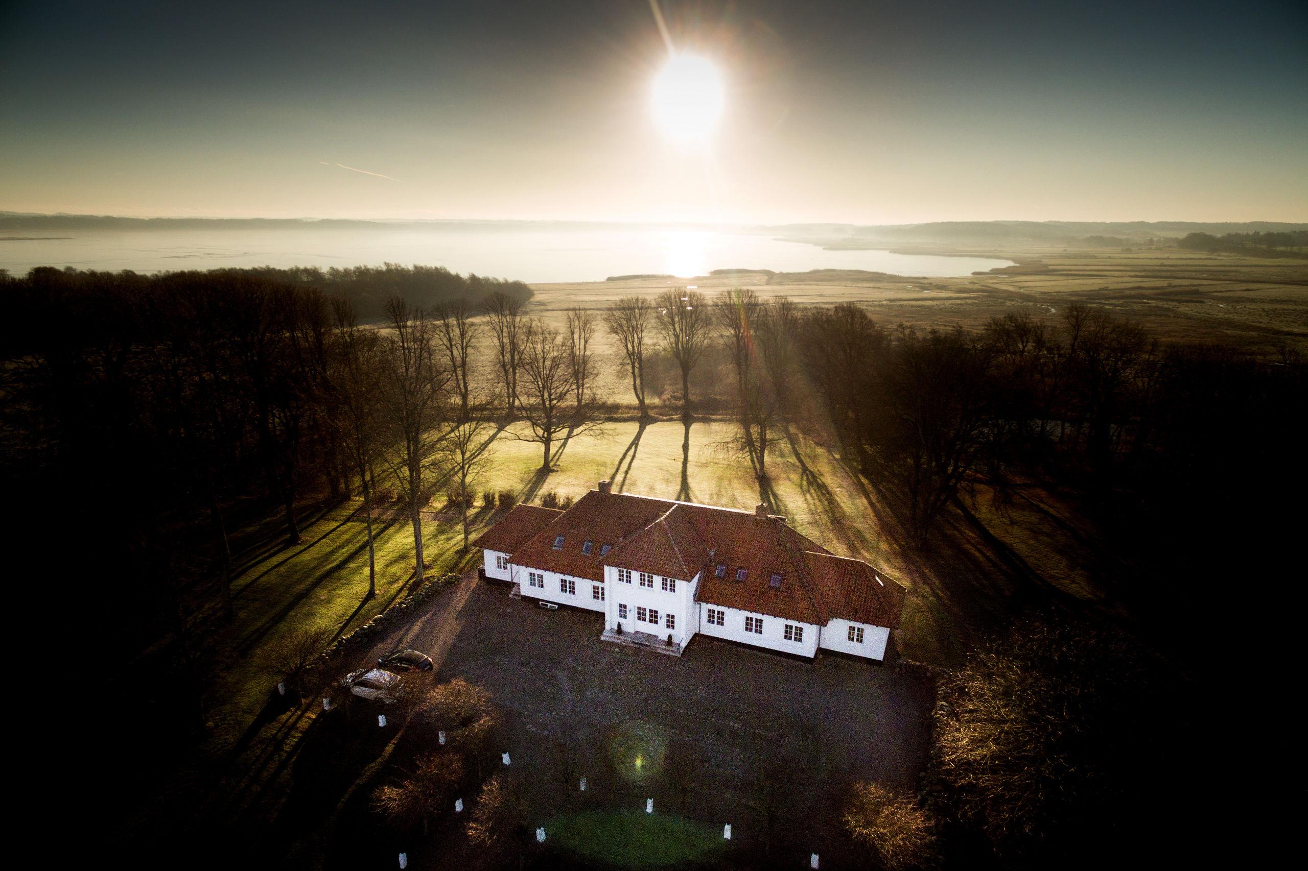 Sebber Kloster i vild forvandling: Fra svinestald til moderne konferencested