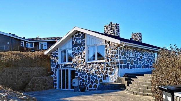 Stenhuset i Blokhus. Foto: Jørgen Larsen