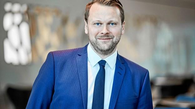 Lasse Rich Henningsen, direktør for Musikkens Hus.