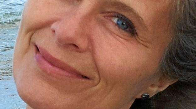 Sopran Anette Kjær giver smuk ledsagelse til musikken.