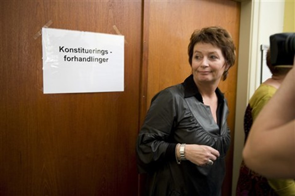 b9a9faf191a8 Susanne Sander og hendes Venstre-folk får ingen af de tungeste poster i  byrådet. Foto  Bente Poder