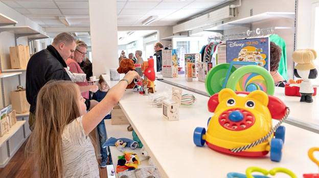 Mødrehjælpen i Brønderslev får støtte. Arkivfoto: Kim Dahl Hansen