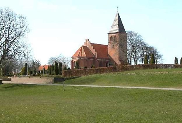 Torsdag 6. december kl. 19: Julekoncert i Lyngså Kirke og MAS koret synger.