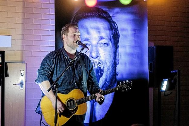 "Martin Kanstrup kommer forbi Thy med sit show ""En uger awten"". Foto: Kristian Amby, Nors. Foto: Ole Iversen"