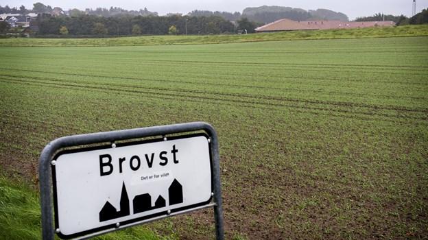 Internettet er opgraderet i Brovst. Arkivfoto: Lars Pauli