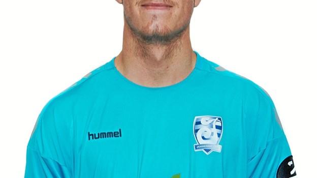 Lasse Steffensen har altid spillet i Jetsmark IF og Jammerbugt FC.Pressefoto