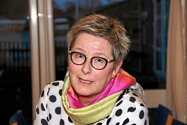 Thyholm Revyens nye instruktør, Helene Weis Hald.Foto: Hans B. Henriksen Hans B. Henriksen