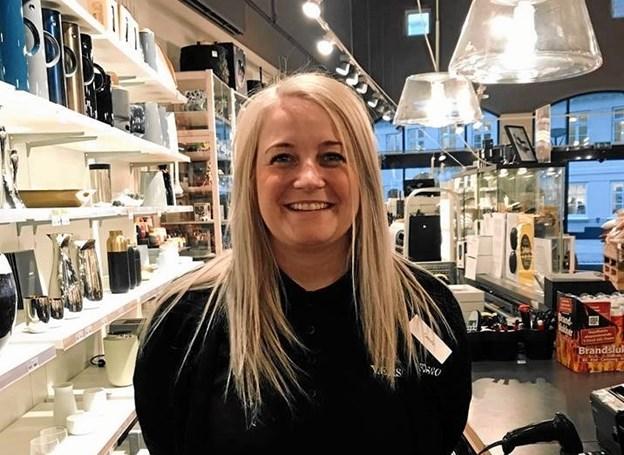 Camilla Kallehauge Nielsen. Privatfoto