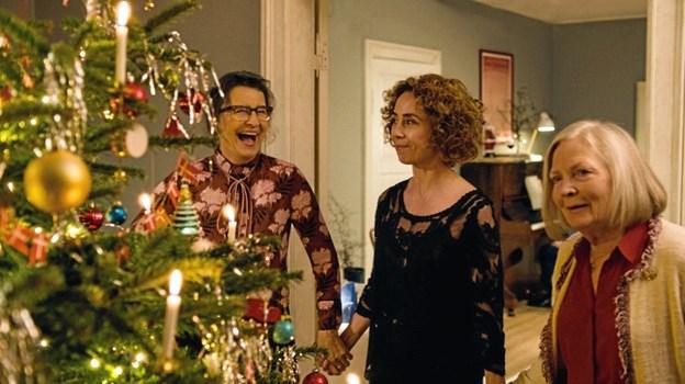 Der skal hygges og være plads til alle. Det er jo jul. Pressefoto