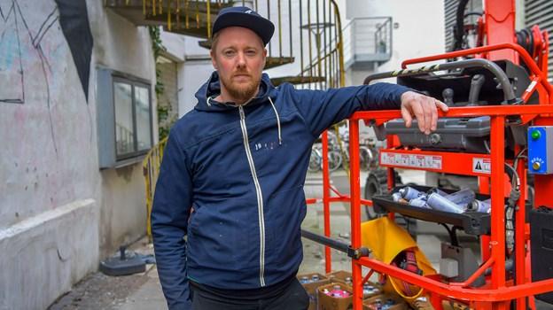 Joram Roukes har allerede forladt Aalborg - 6. maj begynder han på et nyt stort værk i Holland. Foto: Jesper Thomasen