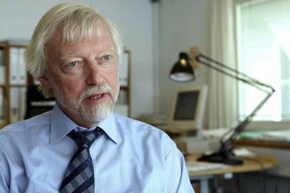 Rektor, Erhvervsgymnasiet i EUC Nord runder 60 år i dag tirsdag. Foto: Hans Ravn