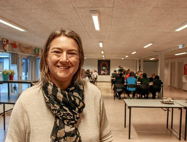 Østerskov Efterskoles nye forstander Anne-Marie Fledelius kommer fra en stilling som arrangements- og kulturkonsulent i Viborg.