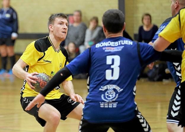 VHG slutter som nummer 3 med 12 point for 10 kampe. Foto: Allan Mortensen Allan Mortensen