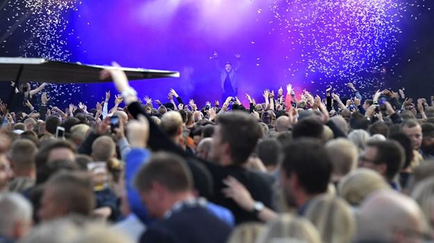 Hele programmet til Fredagsfest i Karolinelund er kommet. Man kan blandt andet glæde sig til DJ Sash og ItaloBrothers, der plejer at skabe en fest. Arkivfoto: Claus Søndberg