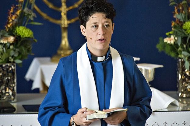 Det er fortrinsvis til børnefamilier og andre med dårlige økonomiske forhold, der kan komme i betragtning, fortæller præst i Strandby Metodistkirke, Louise Aaen