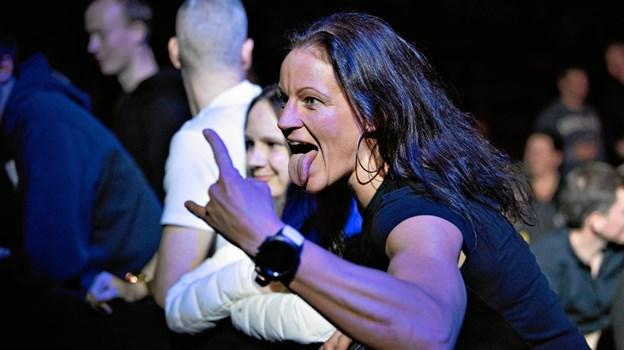 Cage Warrions,MMA stævne i Frederikshavn. Foto: Hans Ravn
