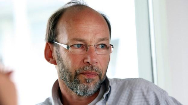 Niels Jørgen Sloth fra Broen Mariagerfjord efterlyser flere medlemmer, som derigennem støtter foreningens formål. Arkivfoto