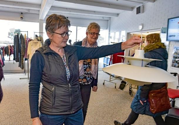Blå Kors genbrug kan fejre fem år i Hvass-krydset