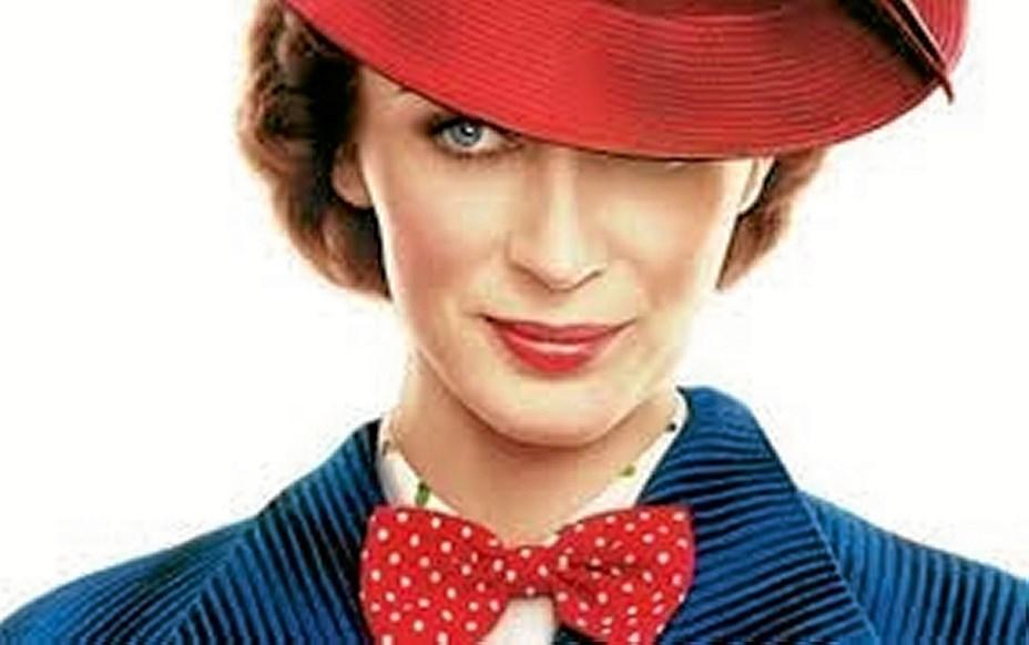 Mary Poppins tilbage i ny Disney-film