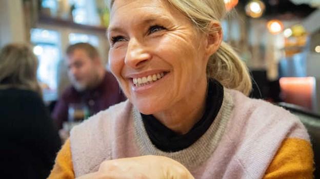 Jeannette Isgaard Jørgensen kender stort set alle, hun ansætter, på forhånd. Det har hun stor succes med. Foto: Kim Dahl