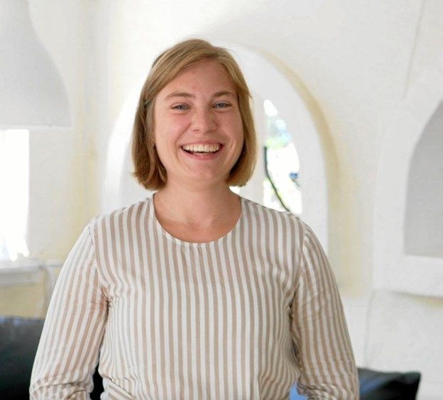 Kathrina Lehm fra Dronninglund har vundet titlen som Årets Mentor.PR-foto