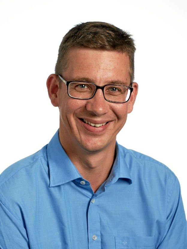 Kenny Thomsen er fra Mors, og er netop startet som vicedirektør på EUC Nordvest. PR-foto.