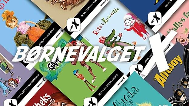 Børnene skal sætte deres kryds inden den 5. juni. Deres stemme er vigtig. I 2017 løb Villads fra Valby med sejren. Hvem mon det bliver i år? Foto: PR-foto PR-foto