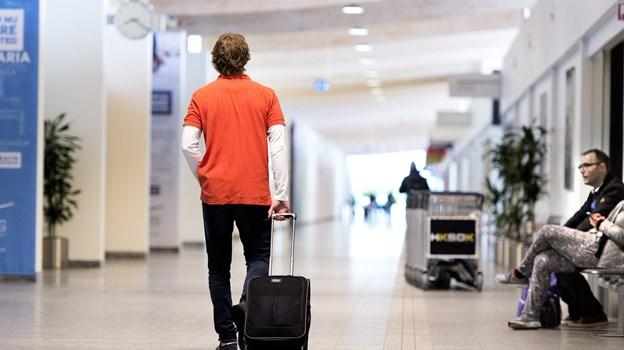 Hjertepatienters udfordringer ved at rejse kan du blive klogere på 9. april. Arkivfoto: Torben Hansen