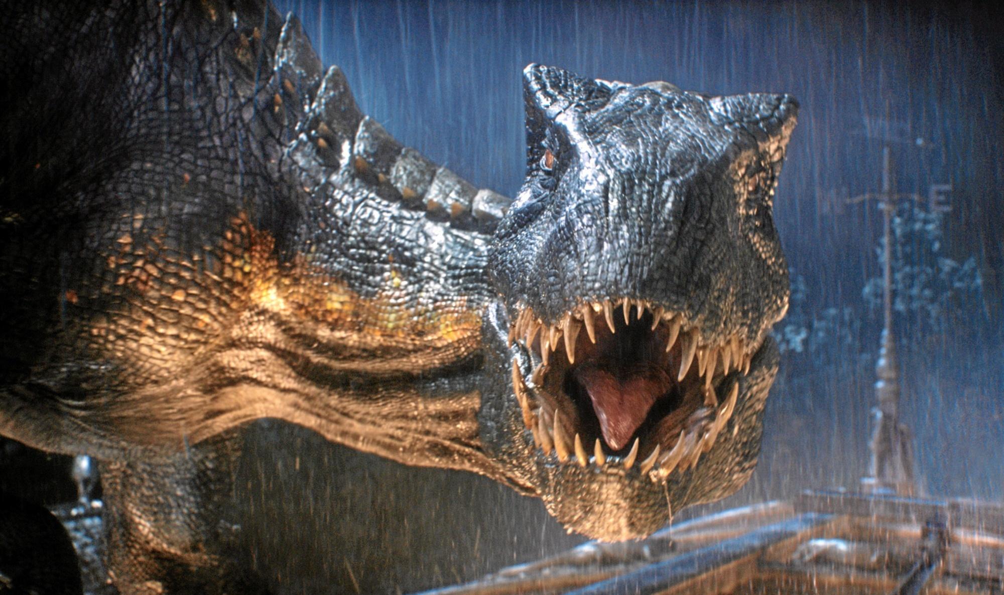 Der er dinoer for fuld udblæsning i Musikkens Hus fredag. PR-foto