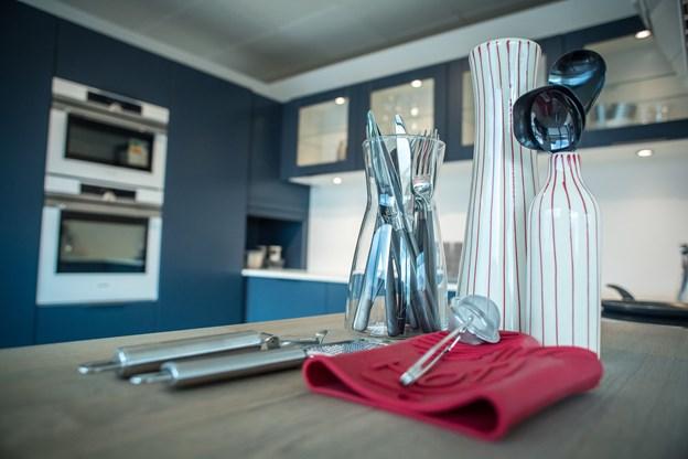 Køkkener kommer i mange former. Foto: Martin Damgård