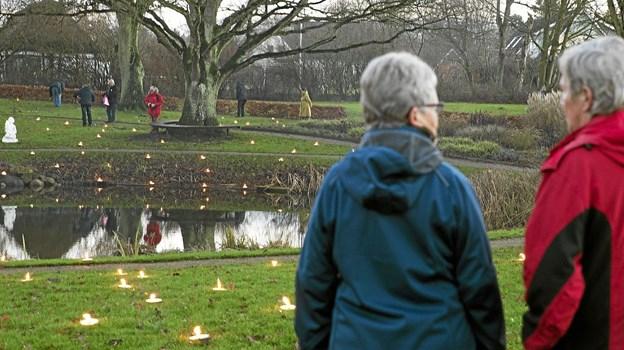 Arrangørerne håber at kunne gøre tiltaget til en årlig tradition. Foto: Allan Mortensen Allan Mortensen