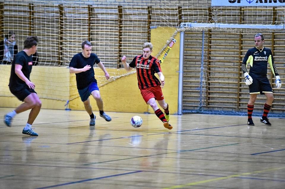 Frøstrup-Hannæs mod Vang. Her endte det 5-3 til Frøstrup. Foto: Ole Iversen Ole Iversen